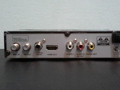 Decodificador tda decodificador tv digital - Antena de television precio ...
